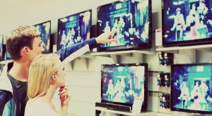 В онлайн-магазинах разметают телевизоры