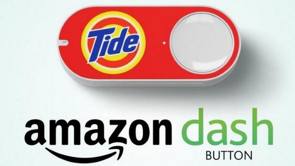 """Быстрые кнопки заказа Amazon Dash """"осудили"""" в Германии"""