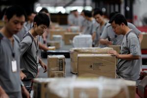 Китайская ecommerce растет быстрее американской