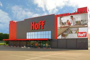 Hoff вырос в онлайне на 50%