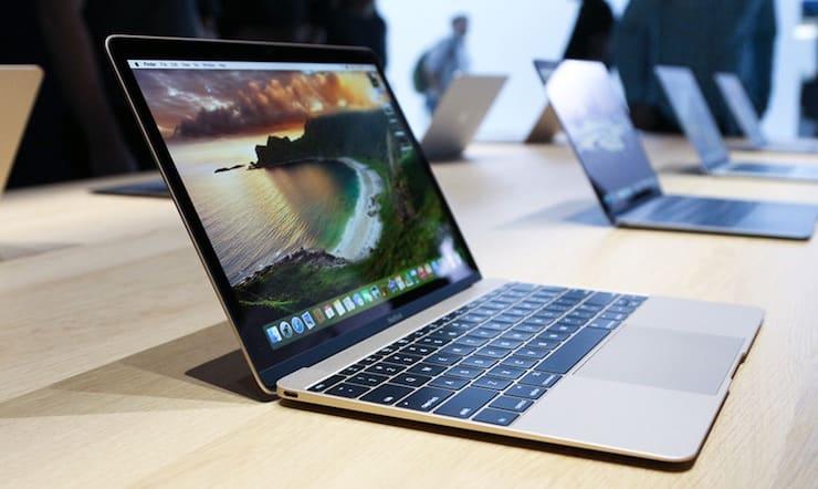 Почти треть MacBook в России продаются в онлайне