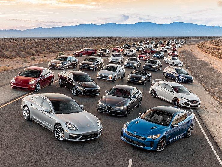 Автомобили стали чаще покупать в Сети