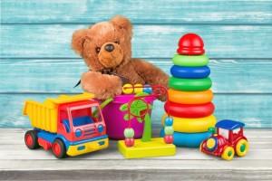 Как покупали детские товары к Новому году