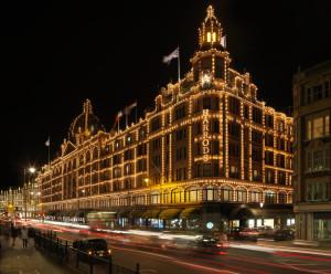 Площадка Farfetch выведет в онлайн легендарный британский универмаг