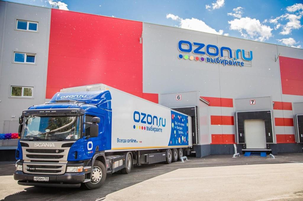 Ozon увеличивает фулфилмент-площади в Московской области