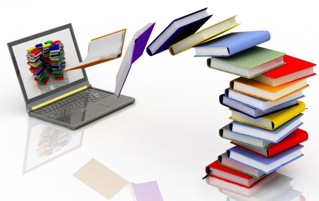 Книжный рынок будет расти в онлайне