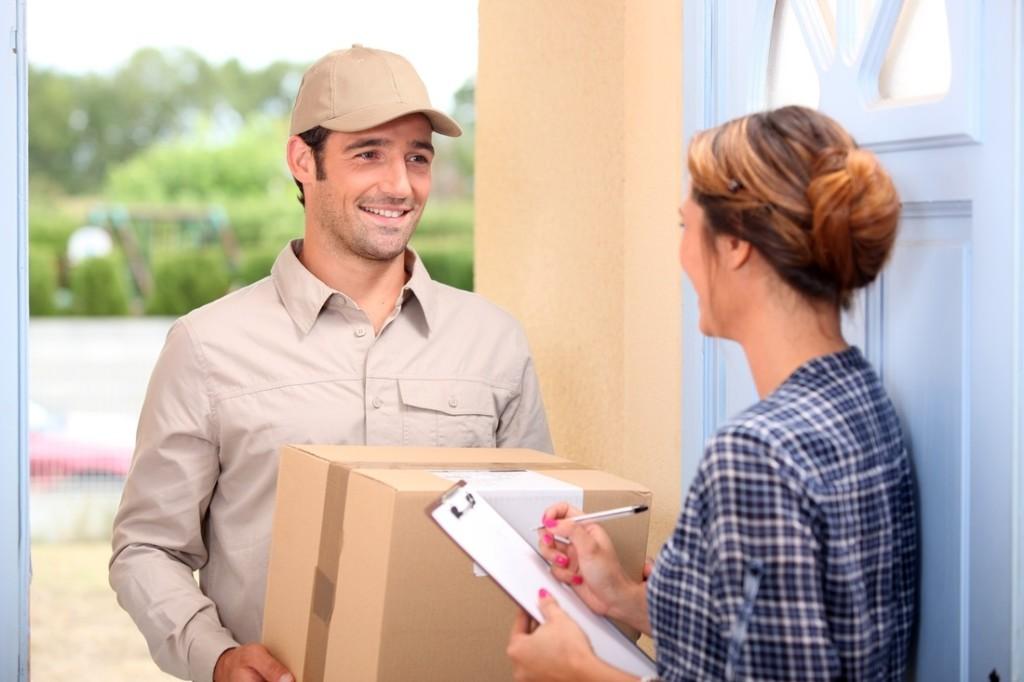 OZON доставит с помощью Gett Delivery
