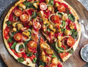 Domino´s Pizza получает через Интернет четыре из пяти заказов на доставку пиццы