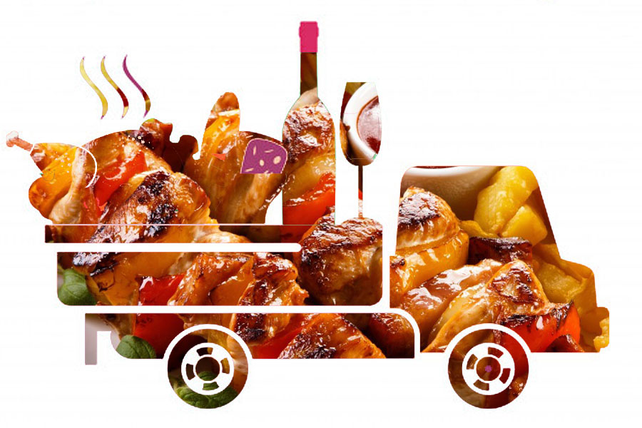Рынок доставки еды в Петербурге вырос в два раза