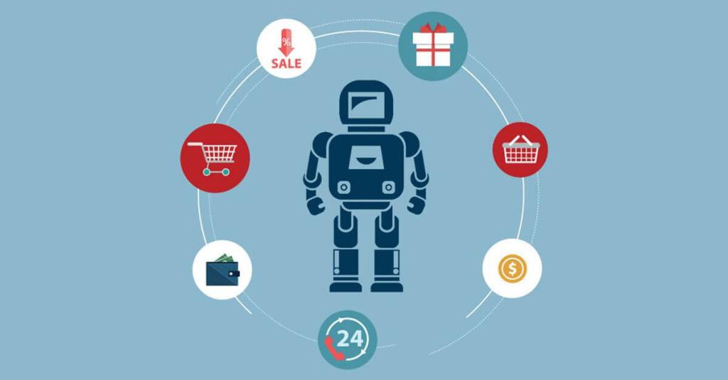 Как искусственный интеллект двигает маркетинг в ecommerce