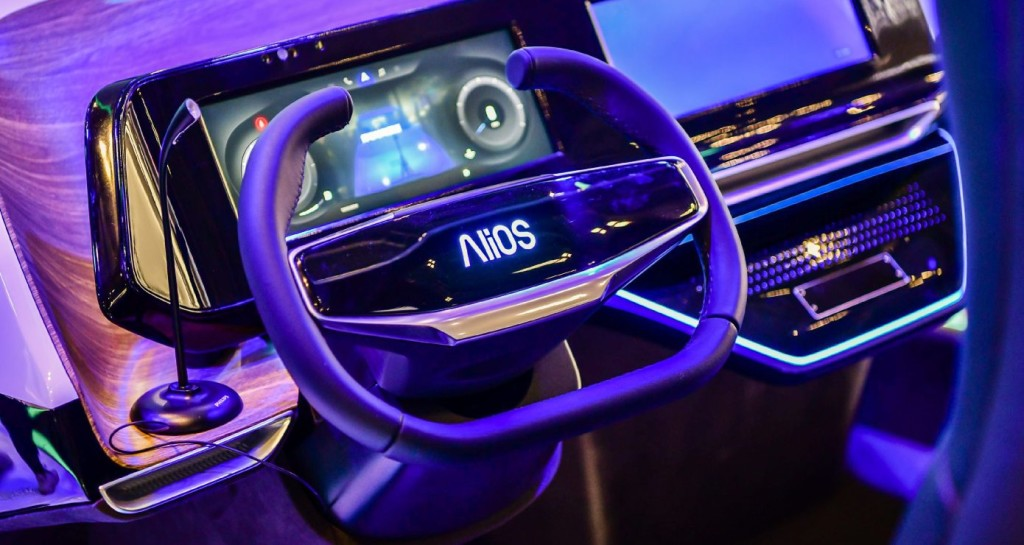 Alibaba выпустит приложение для голодных водителей