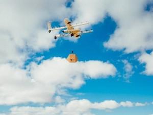 Alphabet запустит доставку дронами в Австралии