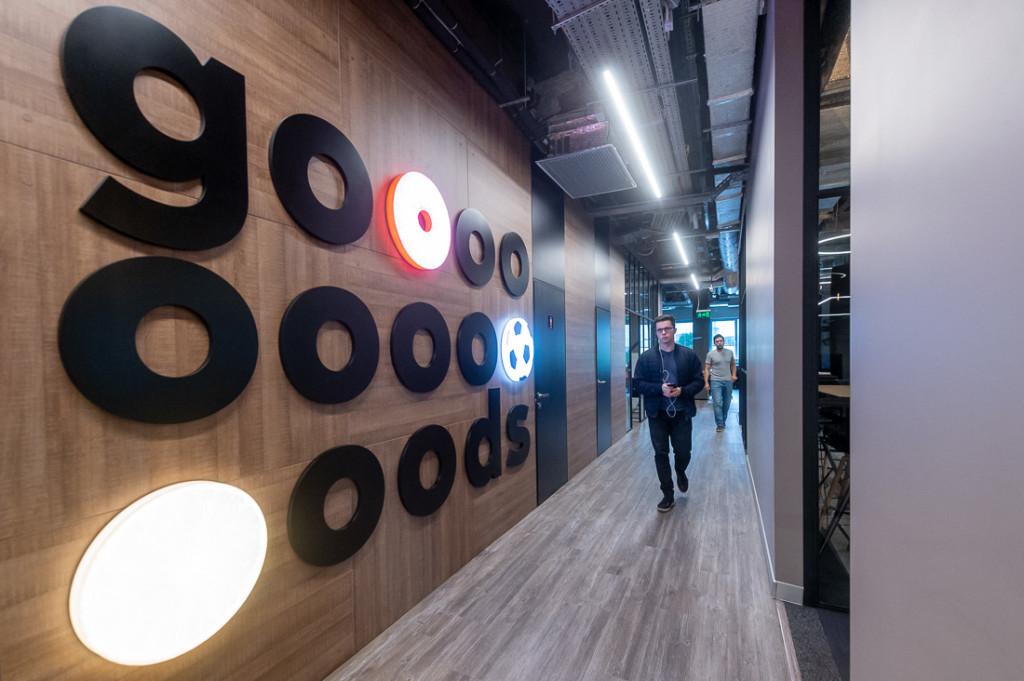 Goods вот-вот начнет продавать одежду