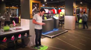 Nike подберет обувь с помощью смартфона