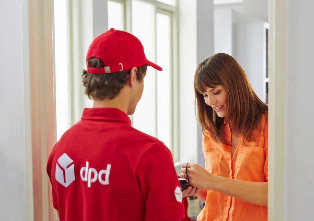 DPD вводит двухчасовой интервал курьерской доставки