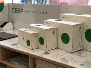 "Shiptor, Сбербанк и PickPoint запустили сервис доставки для физлиц ""Сберлогистика"""