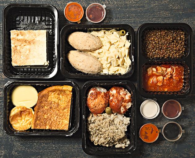 Mail.ru Group попробует здоровую еду в наборах