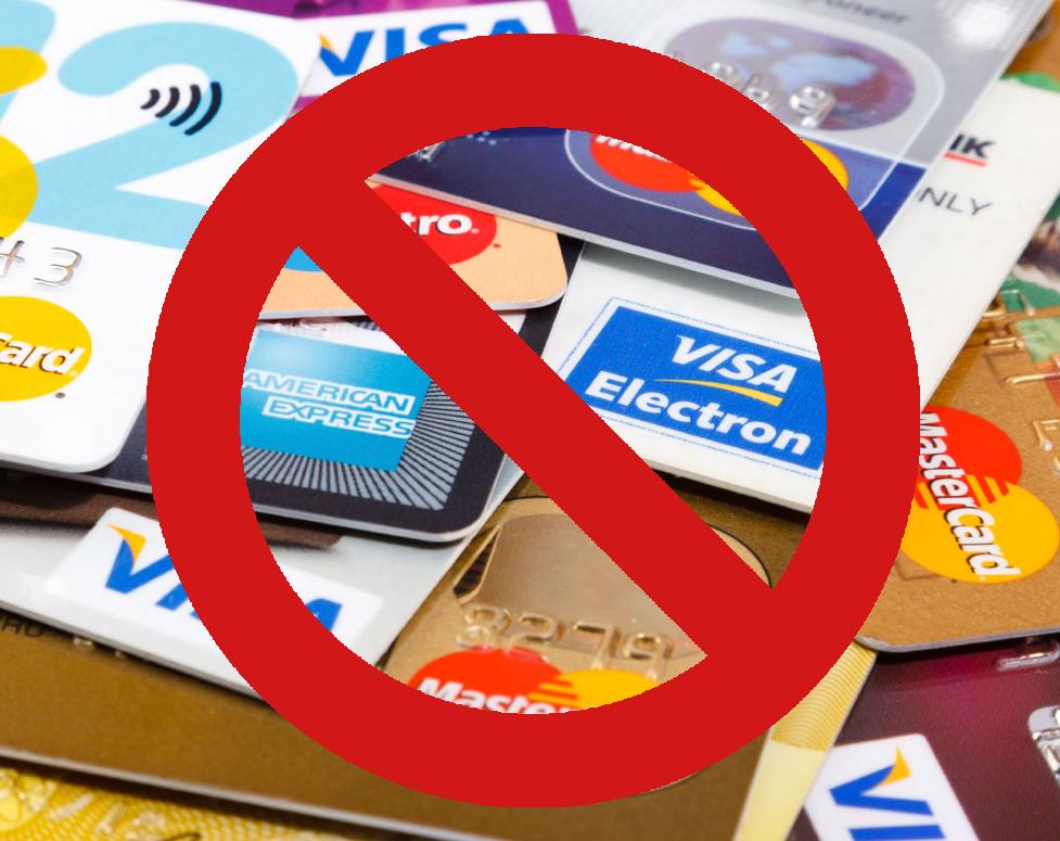 Четверть онлайн-продавцов одежды и обуви не принимают карты