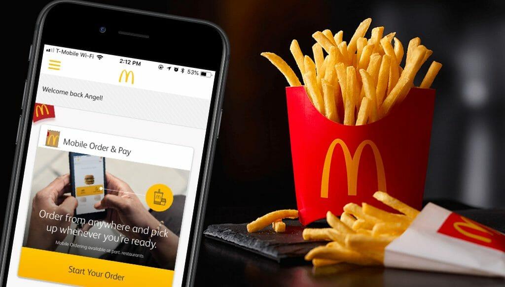 Как «Макдоналдс» использует игровые механики в онлайне