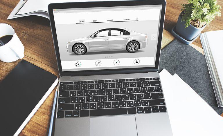 Какие автомобили покупают в онлайне?
