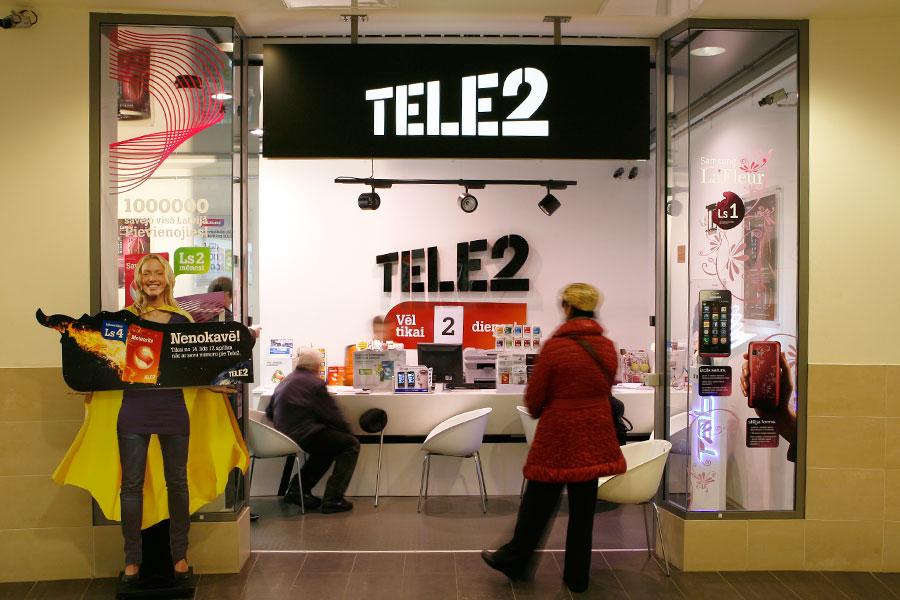 AliExpress откроет брендовые зоны с электроникой в салонах Tele2