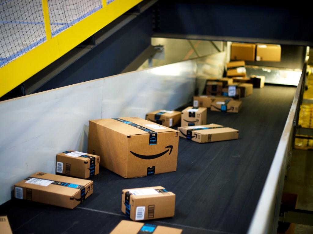 Amazon проверяет антимонопольная служба США