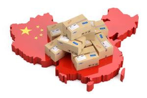 Китай посылки
