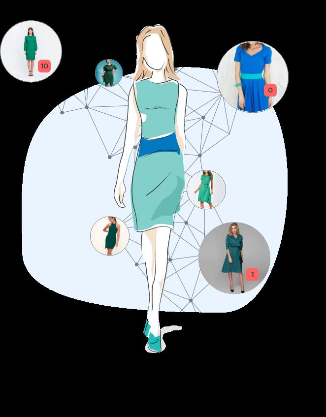 В России разработали сервис, прогнозирующий продажи одежды по эскизу