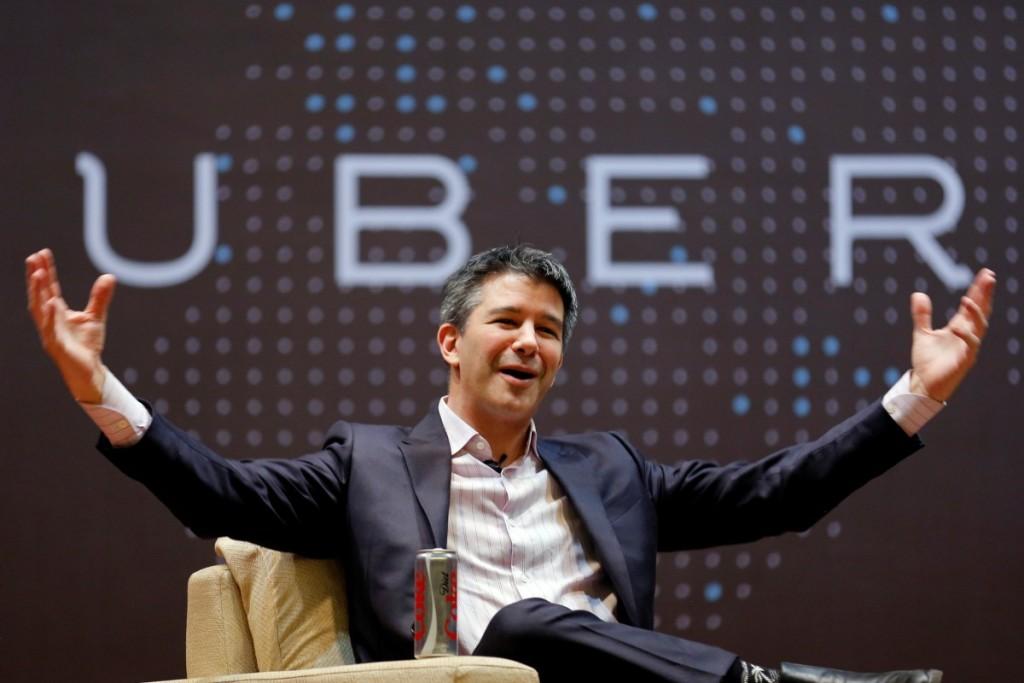 Основатель Uber вложился в доставку еды в Индии