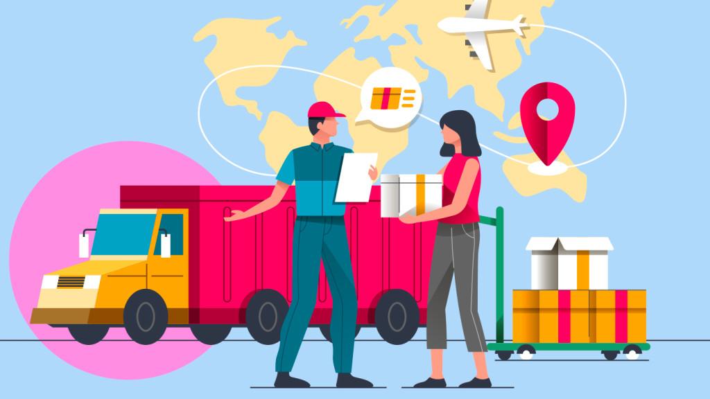 За полгода в России доставлено 218 млн посылок из интернет-магазинов