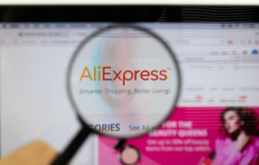 """AliExpress начал выдавать заказы в """"Пятерочках"""""""