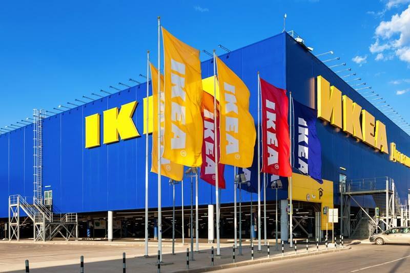 IKEA начнет развивать собственную сеть ПВЗ