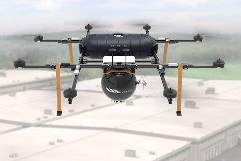 В Санкт-Петербурге обсудят перспективы доставки с помощью дронов