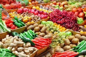 """Perekrestok.ru начал продавать свежие овощи и фрукты """"как на рынке"""""""