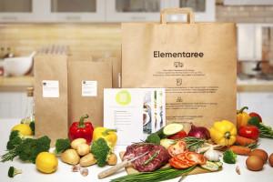 Perekrestok.ru начал продавать продуктовые наборы от  Elementaree