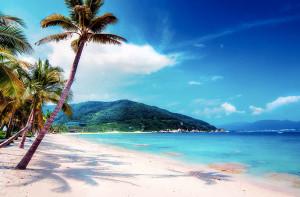 Компания Alibaba отправила лучших курьеров на пляж