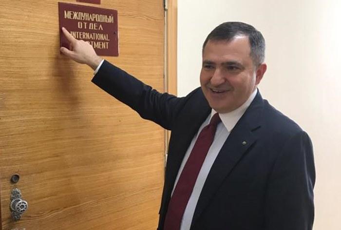 Лев Хасис вошел в совет директоров Mail.ru Group