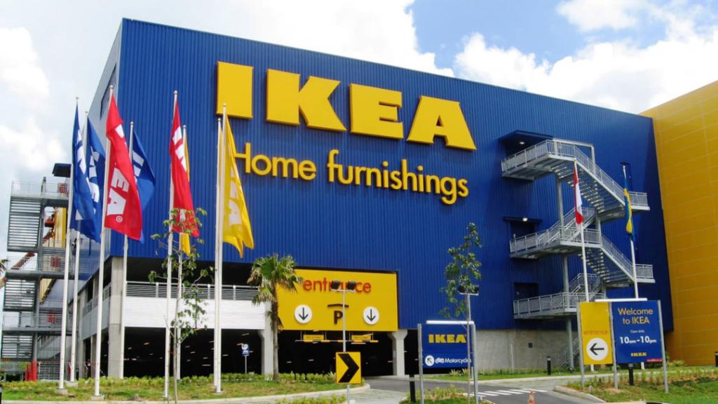 IKEA заходит на украинский рынок через онлайн