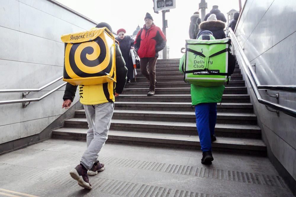 Исследование: Delivery Club самый популярный, а Яндекс.Еда – самая узнаваемая