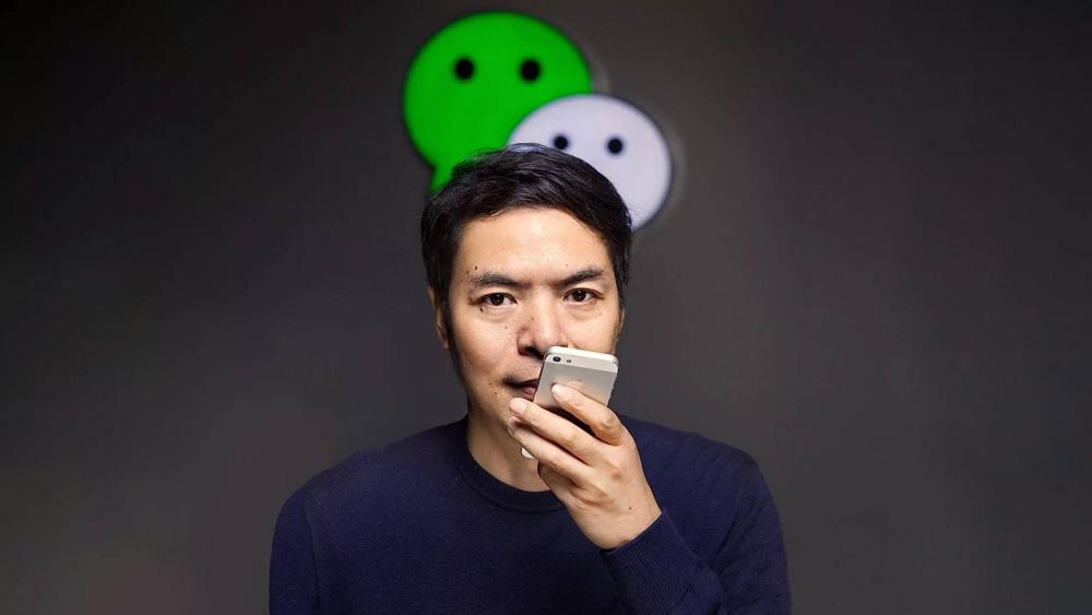 Основатель WeChat Xiaolong Zhang