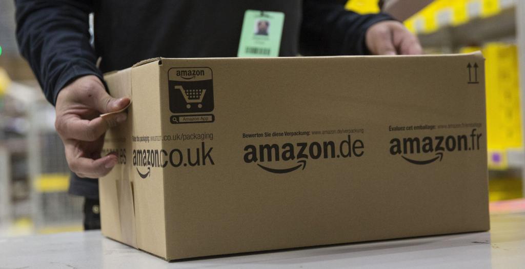 """Amazon откроет """"магазины без кассиров"""" в Германии"""