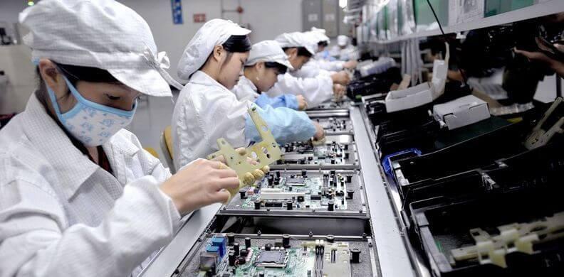 Китайский коронавирус угрожает России дефицитом электроники