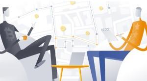 """""""Яндекс.Карты"""" помогут запланировать маршруты курьеров"""