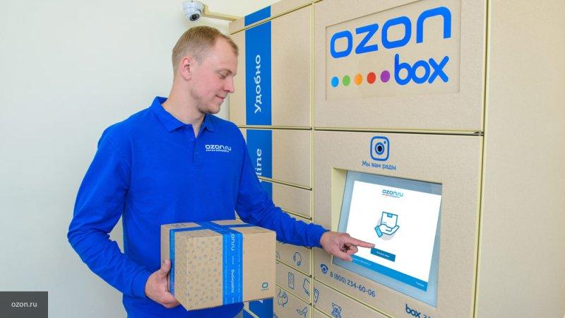 Ozon становится логистической платформой