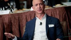 Безос продал акции Amazon почти на $2 млрд