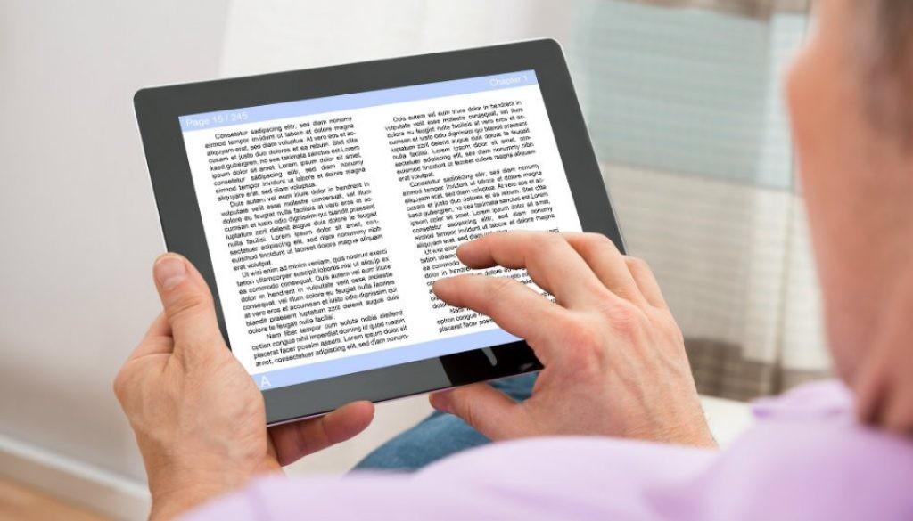"""""""ЛитРес"""" увидел цифровой рост на книжном рынке"""