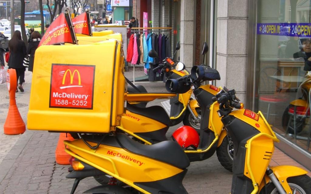 """McDonald's открыл первую """"темную кухню"""" в Москве"""