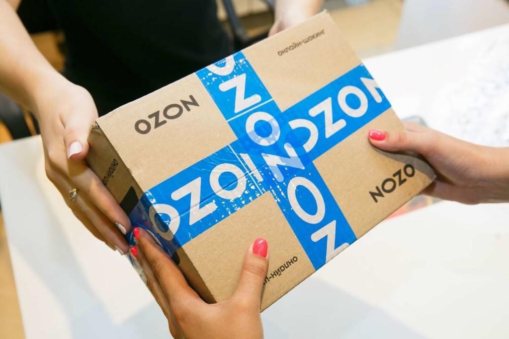 Оборот от продаж Ozon вырос почти в два раза