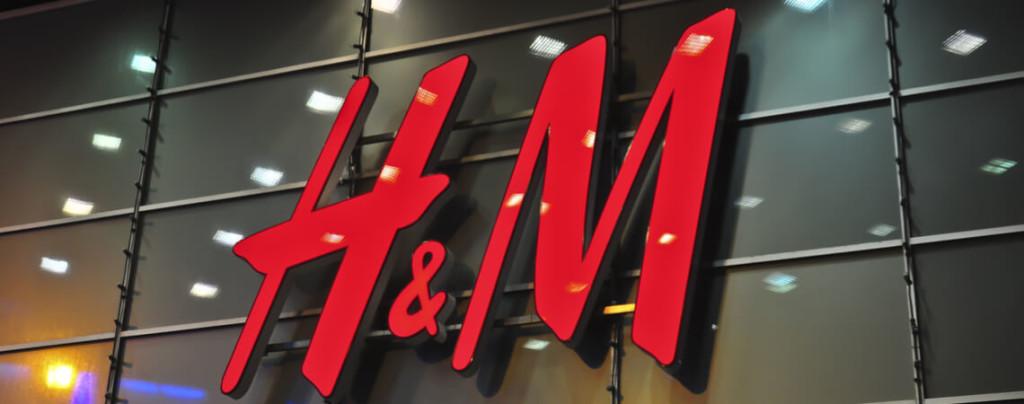 """Магазины H&M """"переориентируются"""" на обслуживание онлайн-торговли"""