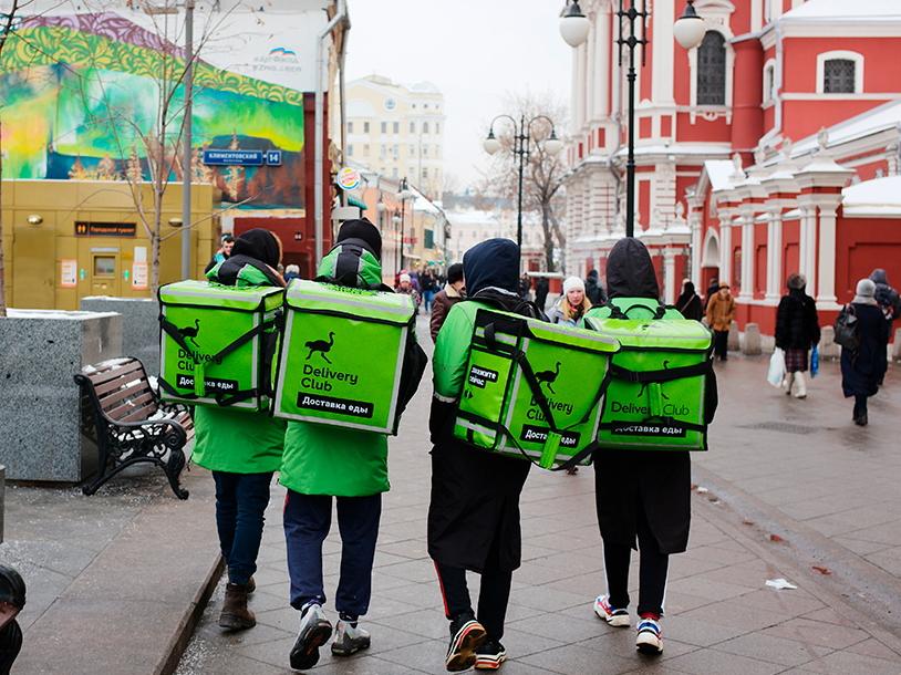 Коронавирус погнал российских рестораторов в онлайн